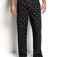Polo Ralph Lauren Men's Pajamas, Polo Player Pants