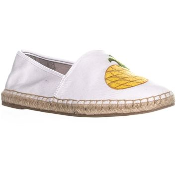 Circus by Sam Edelman Leni-28 Slip On Espadrilles, Pineapple Palm, 6 US / 36 EU