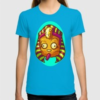 King Tater Tut T-shirt by Artistic Dyslexia | Society6