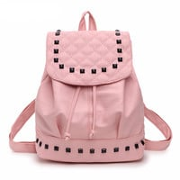 Fashion Mini Backpack - 5 Colors