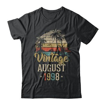 Retro Classic Vintage August 1998 20Th Birthday Gift