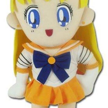 "Great Eastern Entertainment Sailor Moon - Sailor Venus 17"" Plush"