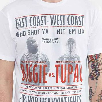 Biggie Vs Tupac Tee