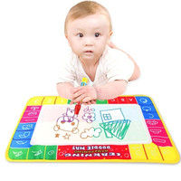 Water Drawing Painting Writing Board Play Mat Magic Pen 45X29cm Kids Toys 19383 Baby = 1745333316