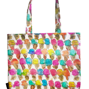 Ice Cream Cones Tote