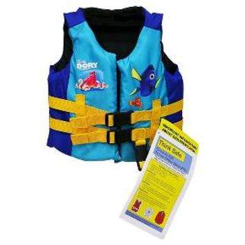 Disney Finding Dory Personal Floatation Device Life Jacket - Child : Target