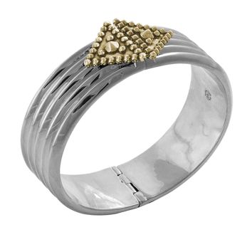 House of Harlow 1960 Jewelry Central Highlands Reflection Cuff