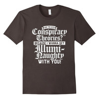 Illuminati Conspiracy Theory Eye of Providence Funny T SHirt