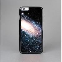 The Swirling Glowing Starry Galaxy Skin-Sert for the Apple iPhone 6 Plus Skin-Sert Case