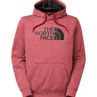 The North Face Surgent Half Dome Hoodie for Men in Pompeian Red A6S8-GAF