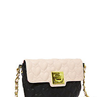 BetseyJohnson.com - ONE AND ONLY CROSSBODY PINK-MULTI