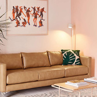 Chamberlin Leather Sofa - Urban Outfitters