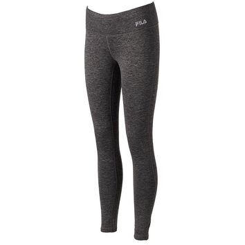 FILA SPORT Fleece-Lined Active Leggings - Women's