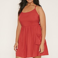 Plus Size Cami Dress | Forever 21 PLUS - 2000187616