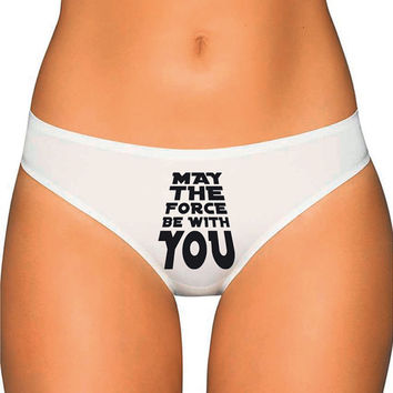 Star Wars Underwear Panties Thongs Undies Lingerie