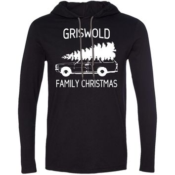 Griswold-Family-Christmas 987 Anvil LS T-Shirt Hoodie