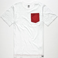 ADIDAS Gonz Mens Pocket tee | Graphic Tees
