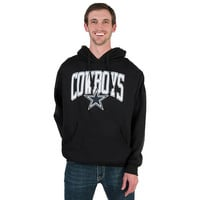 Dallas Cowboys Wildcard Fleece Hoody | Outerwear | Other | Mens | Cowboys Catalog | Dallas Cowboys Pro Shop