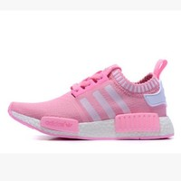 ADIDAS Trending Fashion Casual Sports Shoes Pink-5