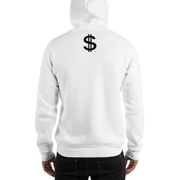 Quote, Dollars Hoodie | Hooded Sweatshirt