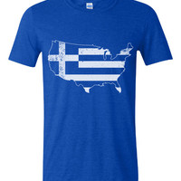Greek-American Flag Collection