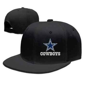 DALLAS COWBOYS Logo Funny Unisex Adult Womens Hip-hop Hat Mens Hip-hop Hat
