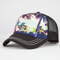 Roxy Dig This Womens Trucker Hat Black Combo One Size For Women 22852014901