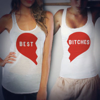 Best Bitches BFF Tanks!
