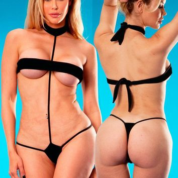 Miami Bound G-String Teeny Swimsuit