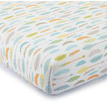 Levtex Baby Feather Fitted Sheet