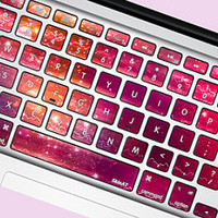 macbook keyboard decal keyboard sticker - macbook keyboard decal short cuts sticker skin macbook keyboard sticker