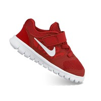 Nike Flex Run 2015 Toddler Boys' Running Shoes (Red)