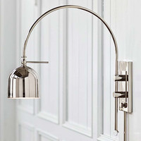 Regina Andrew Arc Wall Sconce Sconce - 405-373