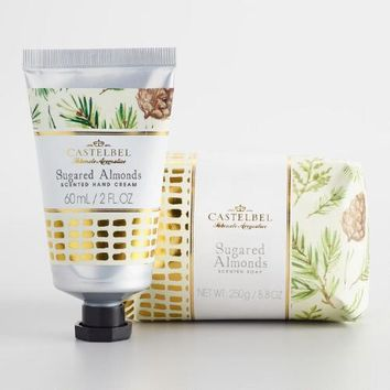 Castelbel Sugared Almonds Bath and Body Collection