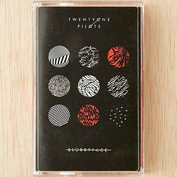Twenty One Pilots - Blurryface Cassette Tape