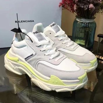 Balenciaga Women Fashion Casual Sneakers Sport Shoes-6