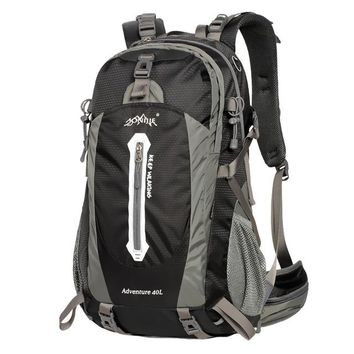Sports gym bag AONIJIE 40L Outdoor  Professional Climbing Backpack High Capacity Climbing Bags Durable Hiking Trekking Camping Bag KO_5_1