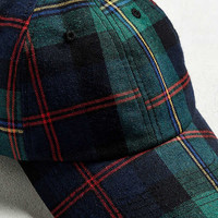 UO Tartan Plaid Hat | Urban Outfitters