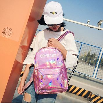 Mercury in Retrograde Crybaby backpack