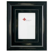 Lawrence Frames Dimensional Rustic Black Wood 8x10 Picture Frame