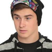 The Legend Of Zelda: The Wind Waker Stained Glass Knit Beanie