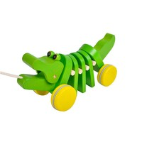 Plan Toys Dancing Alligator Pull-Along Toy