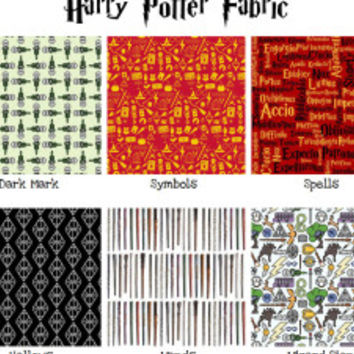 Harry Potter Bedding Set — Crib, Toddler, Twin, Queen, King | Geek-a-bye Baby