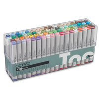 Save On Discount Copic Original Art Marker, Set C, 72 Flesh Tone Colors & More at Utrecht