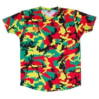 Ultras Rasta Sublimated Soccer Jersey