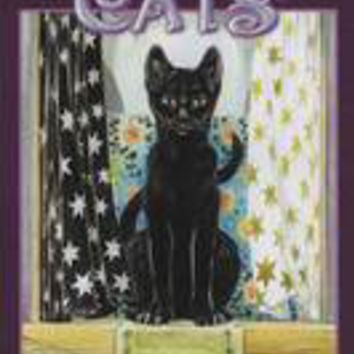 Pagan Cats tarot deck by Messina 7 Airaghi