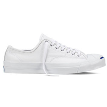 Converse Jack Purcell Goat Leather (White)