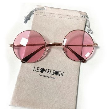 Women Fashion Sun Glasses Women Mirror Classic Vintage