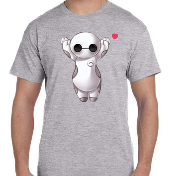 Chibi Cute Baymax Big Hero 6 T Shirt