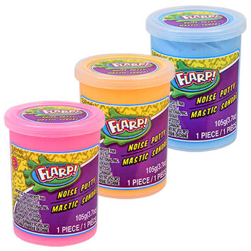 Bulk Flarp! Noise Putty, 3.7-oz. Containers at DollarTree.com